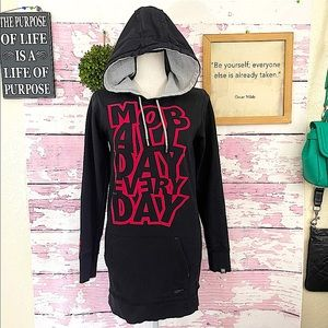 MARRIED TO THE MOB ALL DAY EVERYDAY Sweater Small